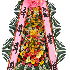 축하화환(특품2 겨울상품)
